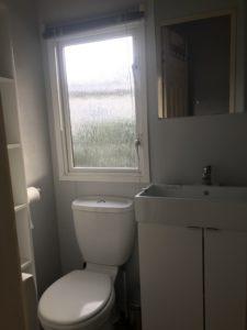 salle de bain mobilhome